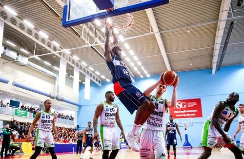Report: Bristol Flyers 78-66 Manchester Giants
