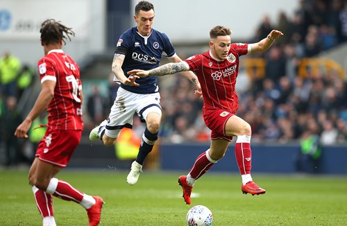 Highlights: Millwall 2-0 Bristol City