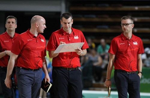 Kapoulas leads England to the Gold Coast Qualifying Finals