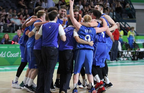 Vigor's Scotland remain unbeaten at Commonwealth Games