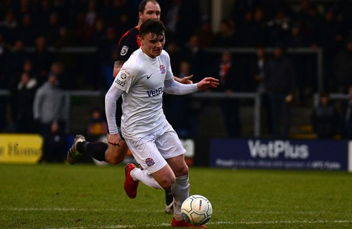 Play-off defeat for Smith's AFC Fylde