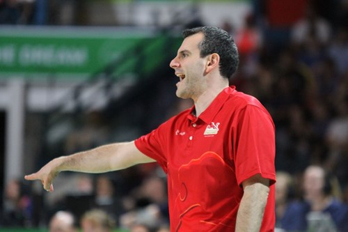 Kapoulas' Gold Coast campaign ends in defeat to Canada