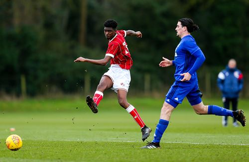 Report: Forest Green Rovers 0-3 Bristol City Under-23s