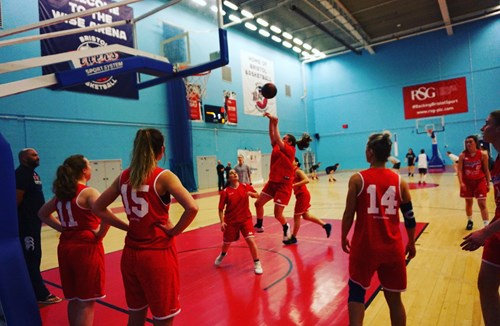 Report: Bristol Flyers Women 53-66 Oxford Brookes