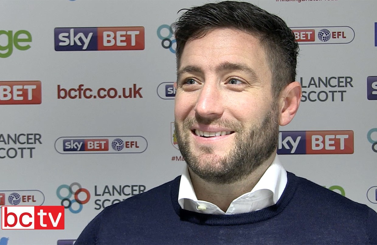 Video: Lee Johnson Post-Birmingham City home  thumbnail
