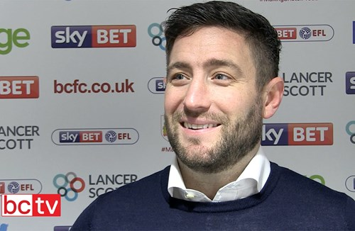 Video: Lee Johnson Post-Birmingham City home