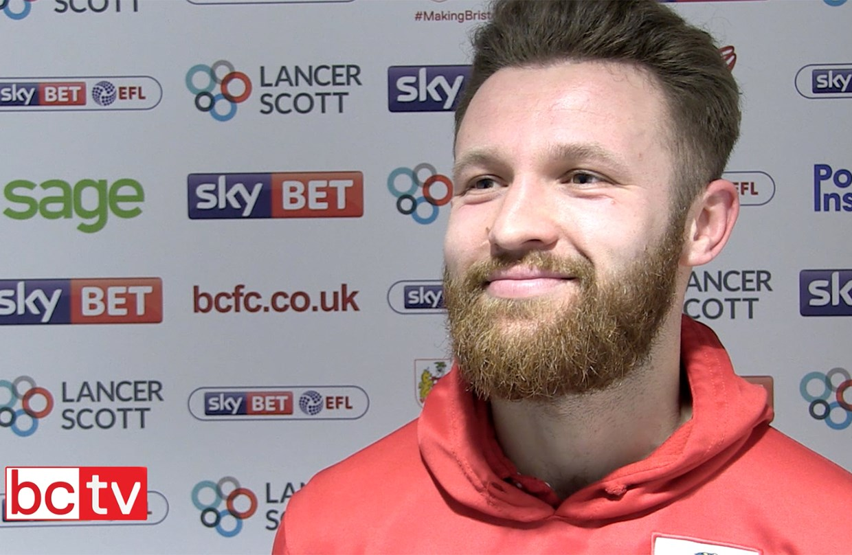 Video: Matty Taylor Post-Birmingham City home thumbnail