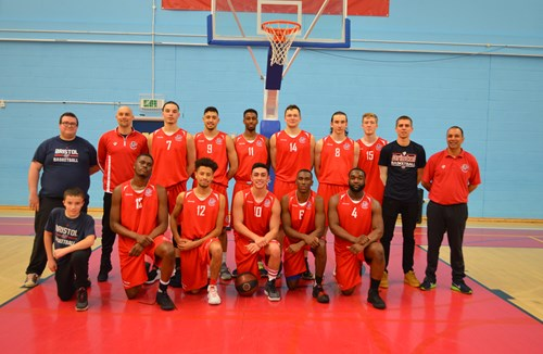 Report: Bristol Flyers II 90-109 Derby Trailblazers II
