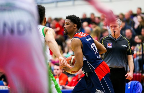 Report: Manchester Giants 87-105 Bristol Flyers
