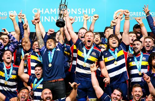 Report: Bristol Rugby 68-10 Doncaster Knights