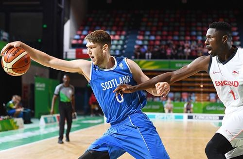 Vigor to compete for Commonwealth Bronze with Team Scotland