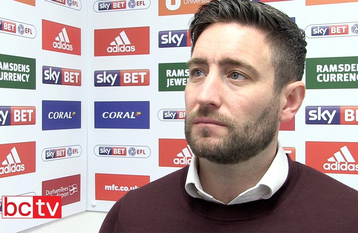 Video: Lee Johnson Post-Middlesbrough away thumbnail
