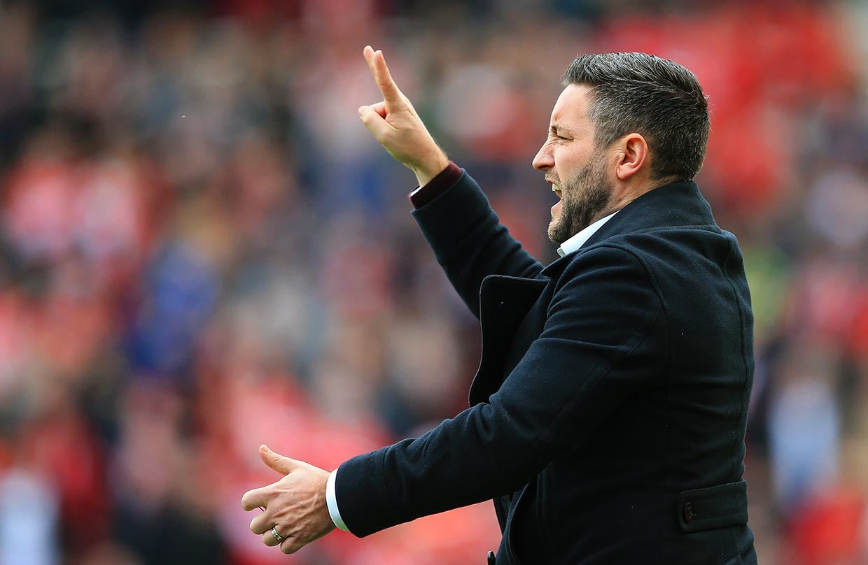 Audio: Lee Johnson Post-Middlesbrough away press conference thumbnail