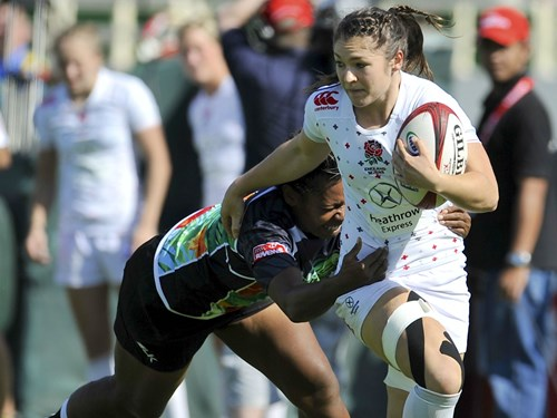 Bristol Ladies Star Secures Spot In England Sevens Squad