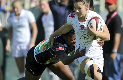 Bristol Ladies Trio Named In England's Rugby Europe Grand Prix Sevens Series