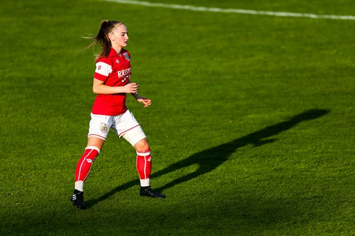 Video: Poppy Wilson Post-Liverpool Ladies