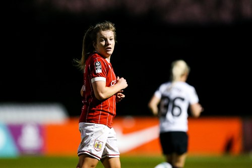 Video: Lauren Hemp named PFA Young Player of the Year