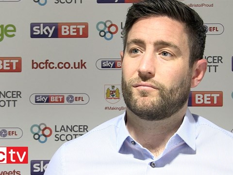 Video: Lee Johnson Post-Hull City home