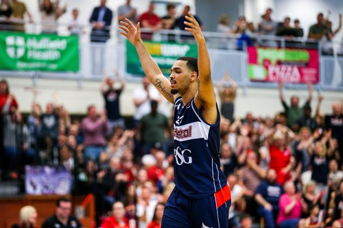 Report: Bristol Flyers 80-78 Worcester Wolves