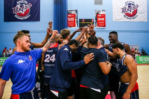 Gallery: Bristol Flyers 80-78 Worcester Wolves