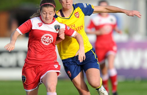 Report: Arsenal 2-0 Bristol Academy