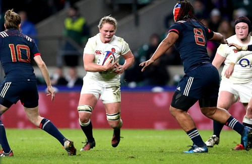 Red Roses flanker Izzy Noel-Smith announces retirement from rugby