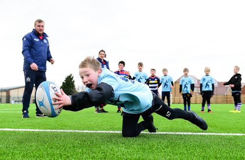 Sign up for Community Foundation's May half-term camps