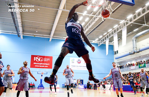Report: Bristol Flyers 76-59 Leeds Force