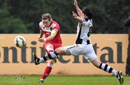 Report: Bristol Academy 2-5 Notts County