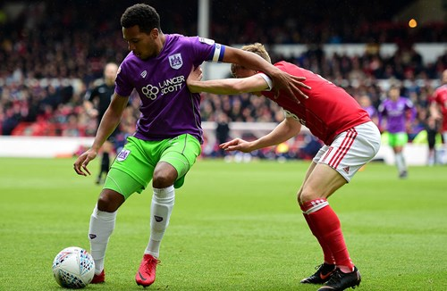 Gallery: Nottingham Forest 0-0 Bristol City