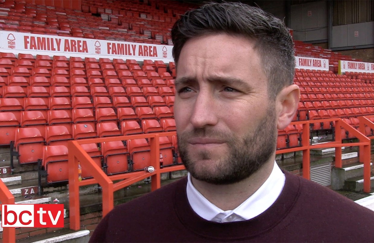 Video: Lee Johnson Post-Nottingham Forest away thumbnail