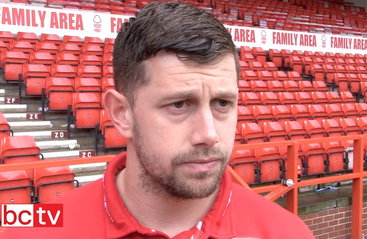 Video: Frank Fielding Post-Nottingham Forest away thumbnail