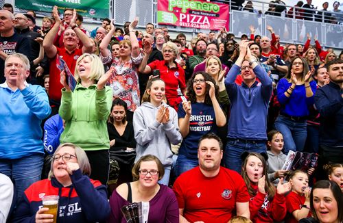Flyers BBL play-off tickets on sale NOW!