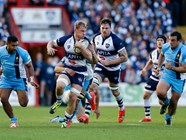 Report: Bristol Rugby 28-29 Worcester Warriors