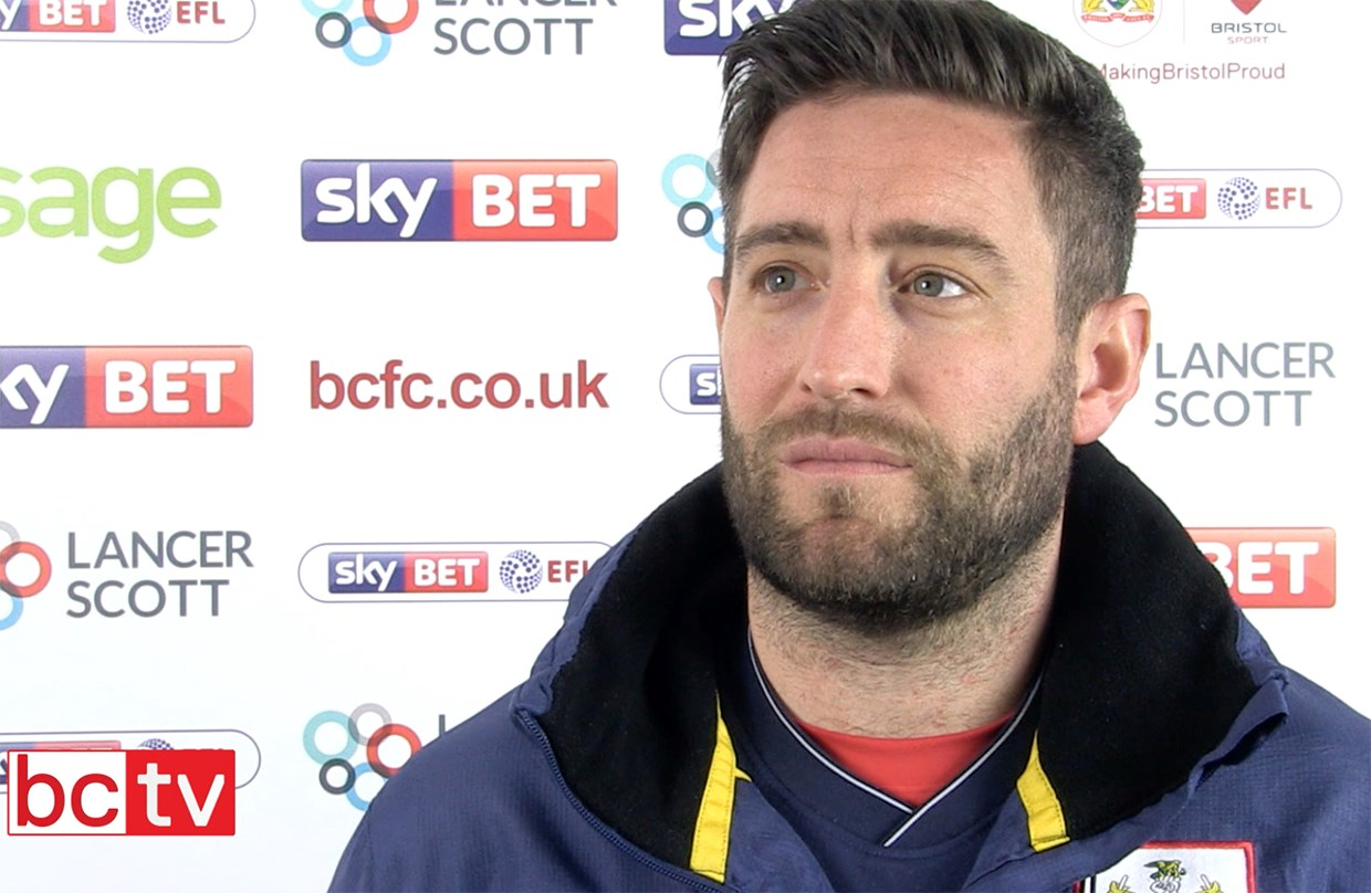 Video: Lee Johnson Pre-Sheffield United home thumbnail