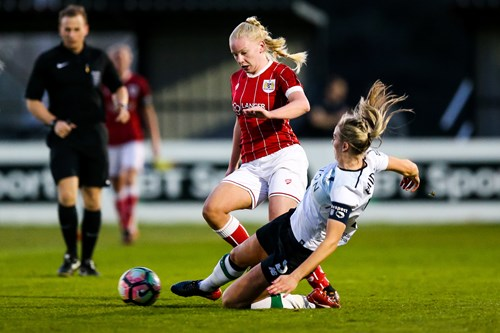 Jess Woolley named in latest England Under-17 squad