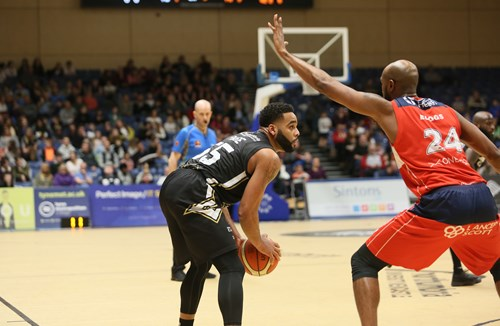 Report: Newcastle Eagles 97-86 Bristol Flyers