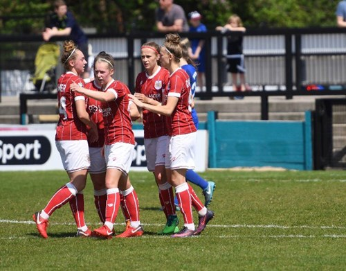 Report: Everton Ladies 1-2 Bristol City Women