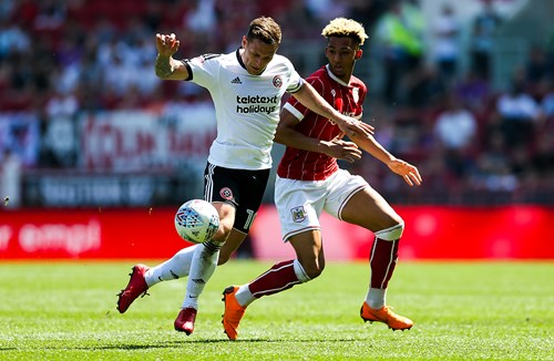 Highlights: Bristol City 2-3 Sheffield United