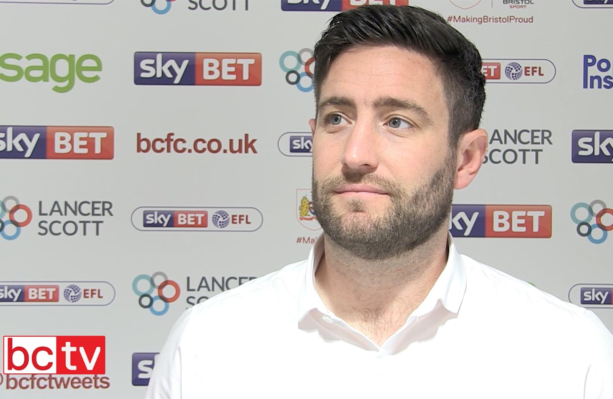 Video: Lee Johnson Post-Sheffield United home  thumbnail