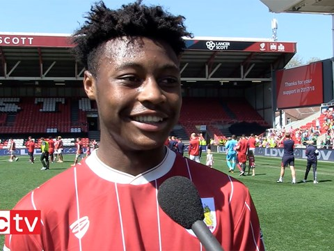 Video: Players' Reaction Post-Sheffield United home