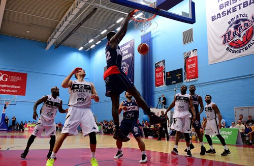 Report: Bristol Flyers 77-60 Newcastle Eagles