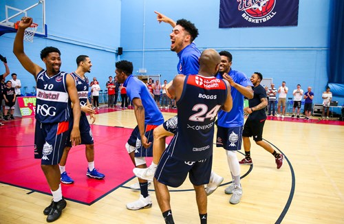 Gallery: Bristol Flyers 77-60 Newcastle Eagles