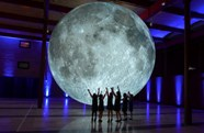 Museum of the Moon at Ashton Park School
