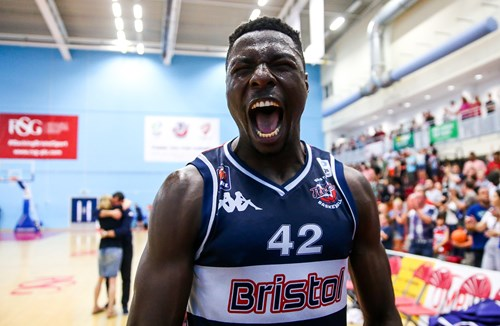 Highlights: Bristol Flyers 77-60 Newcastle Eagles
