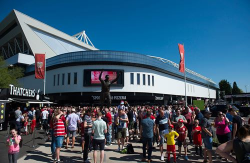 Supporter services closed for Bank Holiday