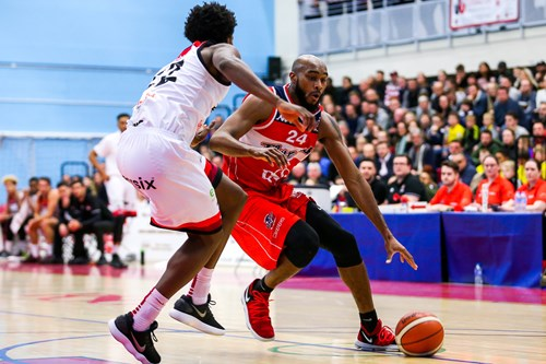 Play-off preview » Bristol Flyers v Leicester Riders