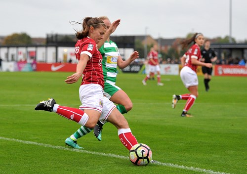 Preview: Yeovil Town Ladies v Bristol City Women