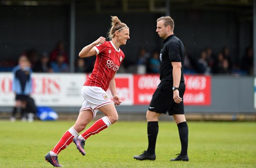 Report: Yeovil Town Ladies 0 - Bristol City Women 2