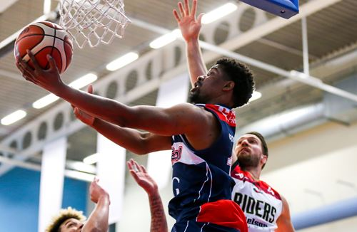 Report: Bristol Flyers 75-90 Leicester Riders